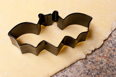 Bat Cookie Cutter Royalty Free Stock Image