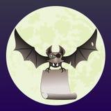 'bat' de pirate Image stock