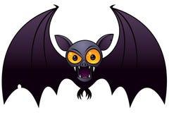 'bat' de vampire de Veille de la toussaint Photo libre de droits