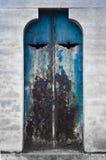 Bat doors Royalty Free Stock Image