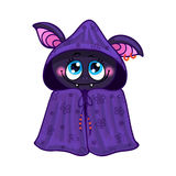 Bat on Halloween Vector Royalty Free Stock Photography