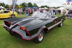 The Batmobile Stock Images