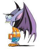 Bat nerd Stock Photography