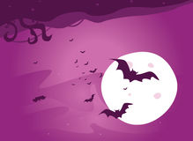 Bat night Stock Images