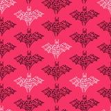 Bat pattern Royalty Free Stock Photo