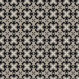 Bat Seamless Vector Pattern. An ornate bat seamless vector pattern for Halloween and vampire-themed projects Royalty Free Stock Photo