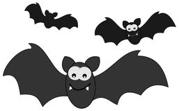 Bat series Royalty Free Stock Photo