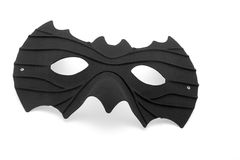 Bat-shaped mask Stock Photo