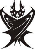'bat' tribale 2. illustration de vecteur