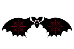 Bat the vampire Royalty Free Stock Images