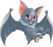 Bat. On a white background vector illustration