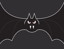 Bat Wings Royalty Free Stock Images