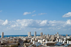 Bat Yam. Cityscape of Bat Yam (Israel Stock Photo
