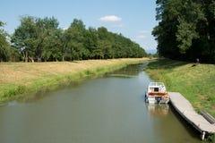 Bata canal, Czech republic, stock photo