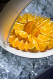 Laranjas, Imagem de Stock Royalty Free