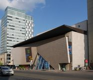 Bata Shoe Museum, Toronto Imagen de archivo