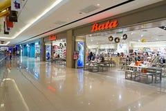 Bata Store at Kota Kinabalu stock images