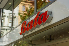 Bata store Stock Photography