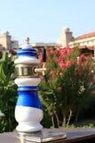 Bata a torre da cerveja de esboço Fotografia de Stock