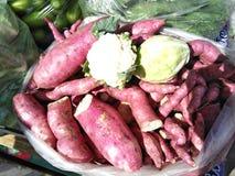 Bataat Stock Foto