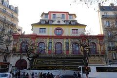 Bataclan Theatre Stock Image