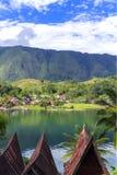 Batak土地。 免版税图库摄影