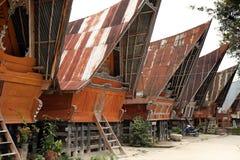 batak расквартировывает традиционное Стоковые Изображения
