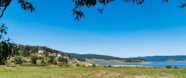 Batak湖 库存照片