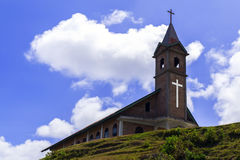 Batak Christian Church. Stock Photo
