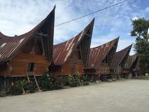 Batak house Stock Images