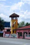 Batak Rabit清真寺在Teluk Intan,霹雳州 库存图片
