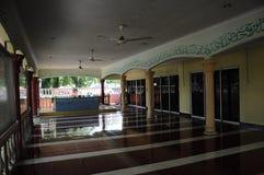 Batak Rabit清真寺在Teluk Intan,霹雳州 图库摄影