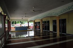 Batak Rabit meczet w Teluk Intan, Perak Fotografia Stock