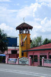 Batak Rabit Mosque in Teluk Intan, Perak Stock Image