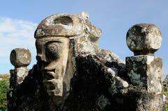 Batak tomb Stock Photography