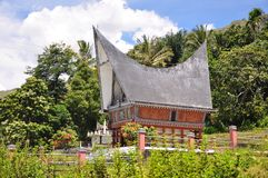Batak Traditional House Stock Photos
