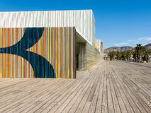 Batal Auditorium Cartagena Spain Stock Photo