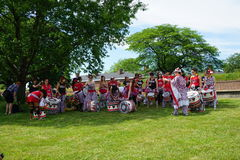 Batala At The 2015 Figment Festival 16 Stock Photos
