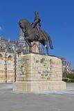 1386 1517年batalha编译地区estremadura遗产莱利亚修道院葡萄牙站点科教文组织世界 努诺Alvares佩雷拉雕象 库存图片