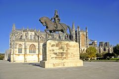 Batalha Abbey Royalty Free Stock Images