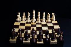 A batalha começa Foto de Stock Royalty Free