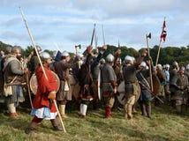 Batalha 1066 de Hastings Fotos de Stock Royalty Free