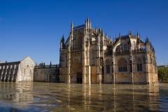 Batalha gotico Fotografia Stock