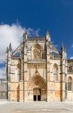 Batalha Kloster stockfoto