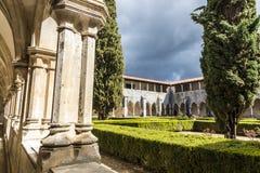 Batalha Kloster, Portugal stockfoto