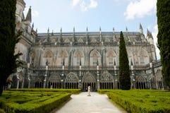 Batalha-Kloster - Portugal Lizenzfreie Stockfotos