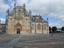 Batalha monastery. Founded in the XIV by D. João I Royalty Free Stock Photo