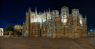 Batalha Monastery Royalty Free Stock Photo