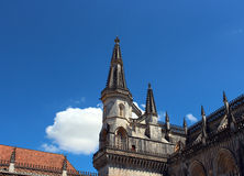 Batalha Monastery Royalty Free Stock Photography