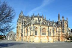 Batalha Monastery Stock Photo